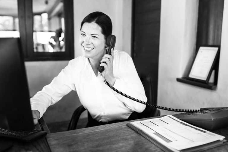 Flourish Food - Reception Assistant